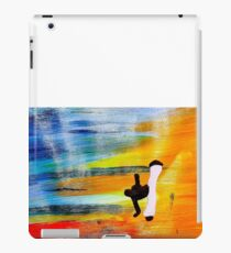 Capoeira love martial arts brazil iPad Case/Skin