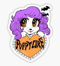 PUPPYCORE WITCHY NIGHT Sticker
