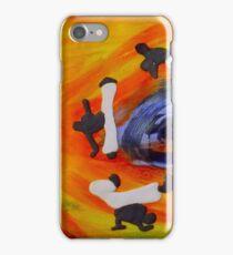capoeira iPhone Case/Skin