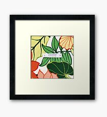 Fortunately - Empowered By Luck Framed Print