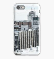 Downtown Cityscape iPhone Case/Skin