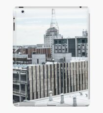 Downtown Cityscape iPad Case/Skin