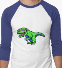 Cool Dinosaur - Pixels T-Shirt