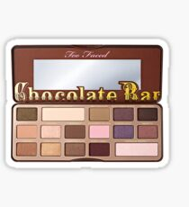 Too Faced Chocolate Bar Palette Sticker