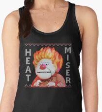 Heat Miser Ugly Sweater Women's Tank Top