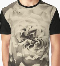 Rustic Rose Graphic T-Shirt