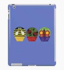 Insect Cupcakes iPad Case/Skin