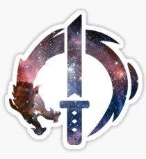 Genji Logo - Galaxy Sticker