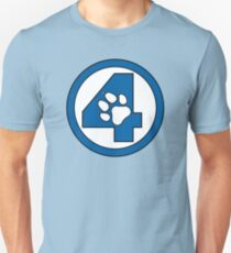 Fantastic Paw Unisex T-Shirt