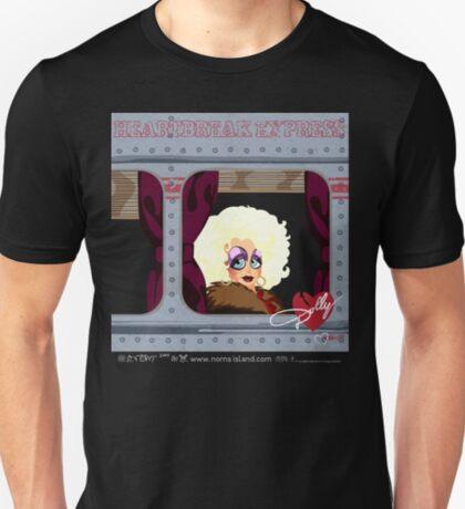 HEARTBREAK EXPRESS T-Shirt