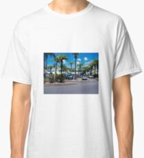 Marina Parking Lot Classic T-Shirt