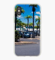 Marina Parking Lot iPhone Case