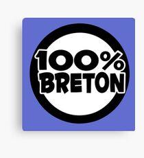 breton bretagne citation humour Canvas Print