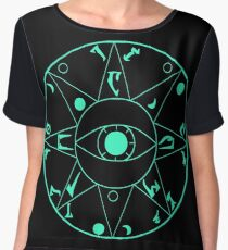 Mages Guild Chiffon Top