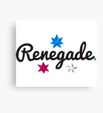Renegade. Canvas Print