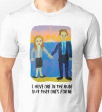 Jim and Pam's Wedding Gift T-Shirt