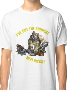 Meat Bicycle Classic T-Shirt