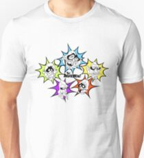 The Aquabats! Awesome Forces! Unisex T-Shirt