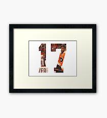#17 - Wayne Train Framed Print