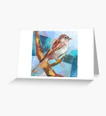 Bird 29 Greeting Card