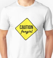 Caution Tshirt T-Shirt