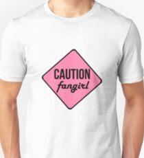Caution 2 Tshirt T-Shirt