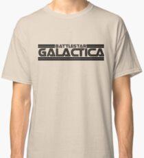 Battlestar Galactica Logo Classic T-Shirt