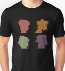 Gorillaz Music Band T-Shirt
