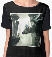The Last Guardian V.2 Women's Chiffon Top