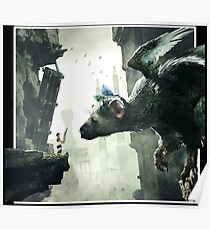 The Last Guardian V.2 Poster