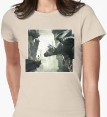 The Last Guardian V.2 Womens Fitted T-Shirt