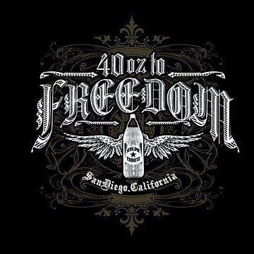 40 oz. To Freedom TOUR 2016 by fikriyansa