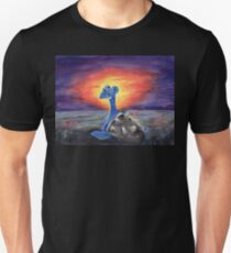 Lapras Pokemon Majestic Fan Art Unisex T-Shirt