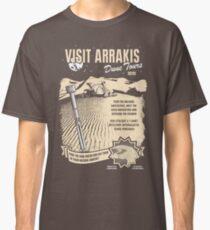 Besuche Arrakis Classic T-Shirt