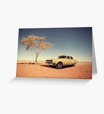 Outback Road Trippin' in the HD Greeting Card