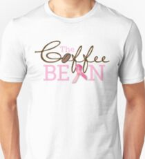 The Coffee Bean Breast Cancer Awareness T-Shirt