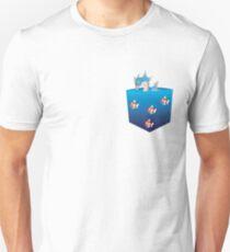 Gyarados&Magikarp pokemon T-Shirt