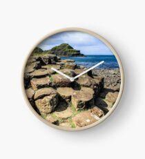 Giant's Causeway, Northern Ireland Clock