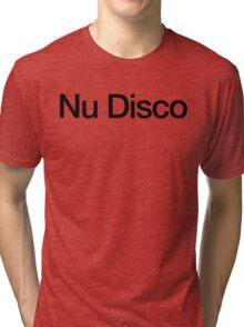 Nu Disco Tri-blend T-Shirt