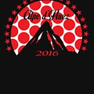 Alpe d'Huez 2016 (Red Polka Dot) by sher00