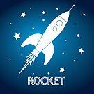 Rocket by belusart