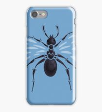 Weird Abstract Flying Ant iPhone Case/Skin