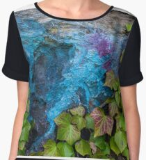 Colourful Autumn Leaves Women's Chiffon Top