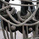 HMS Victory by Denzil