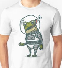 Spacesuit Frog Unisex T-Shirt