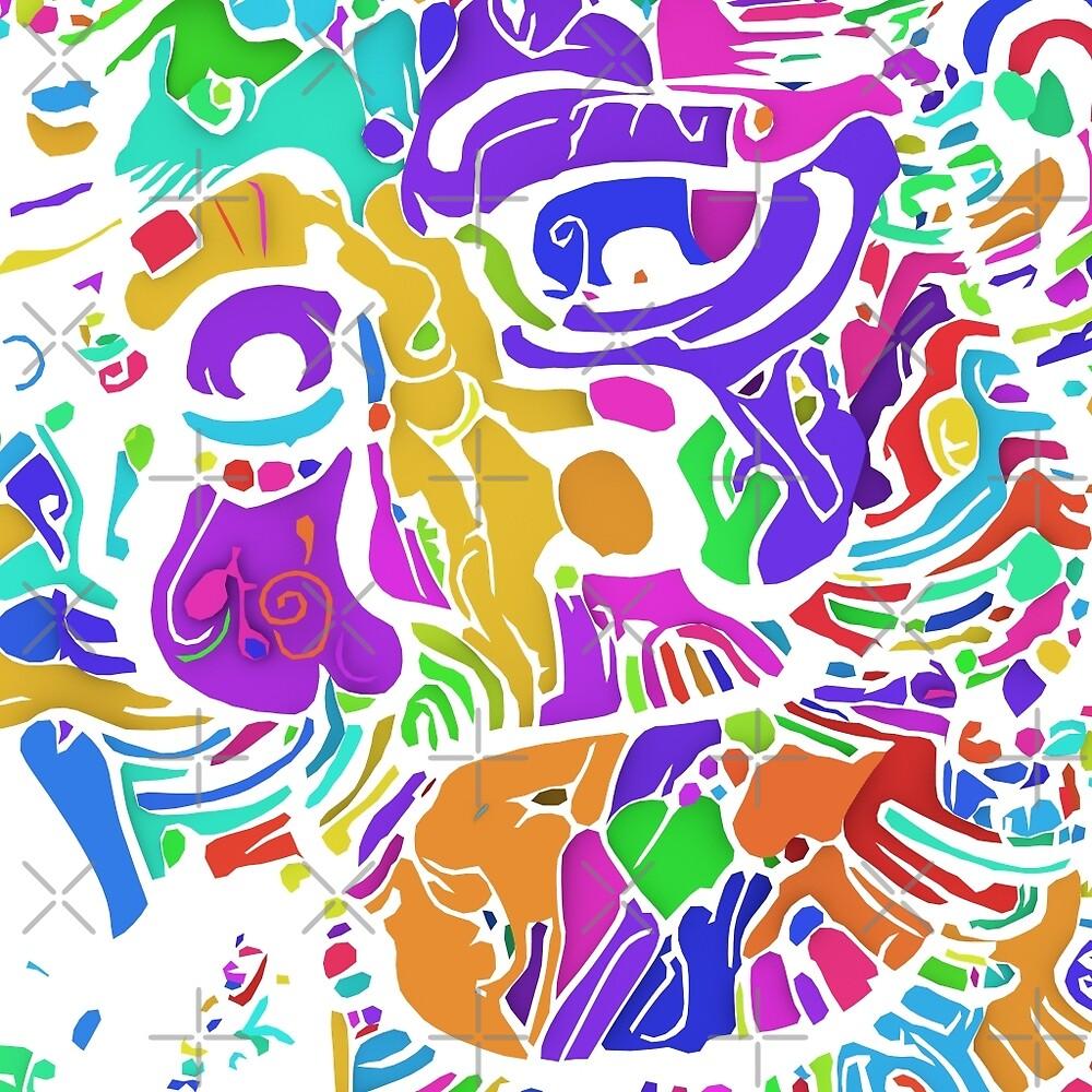 "Deep Neural Hokusai 2"" by enzym   Redbubble"