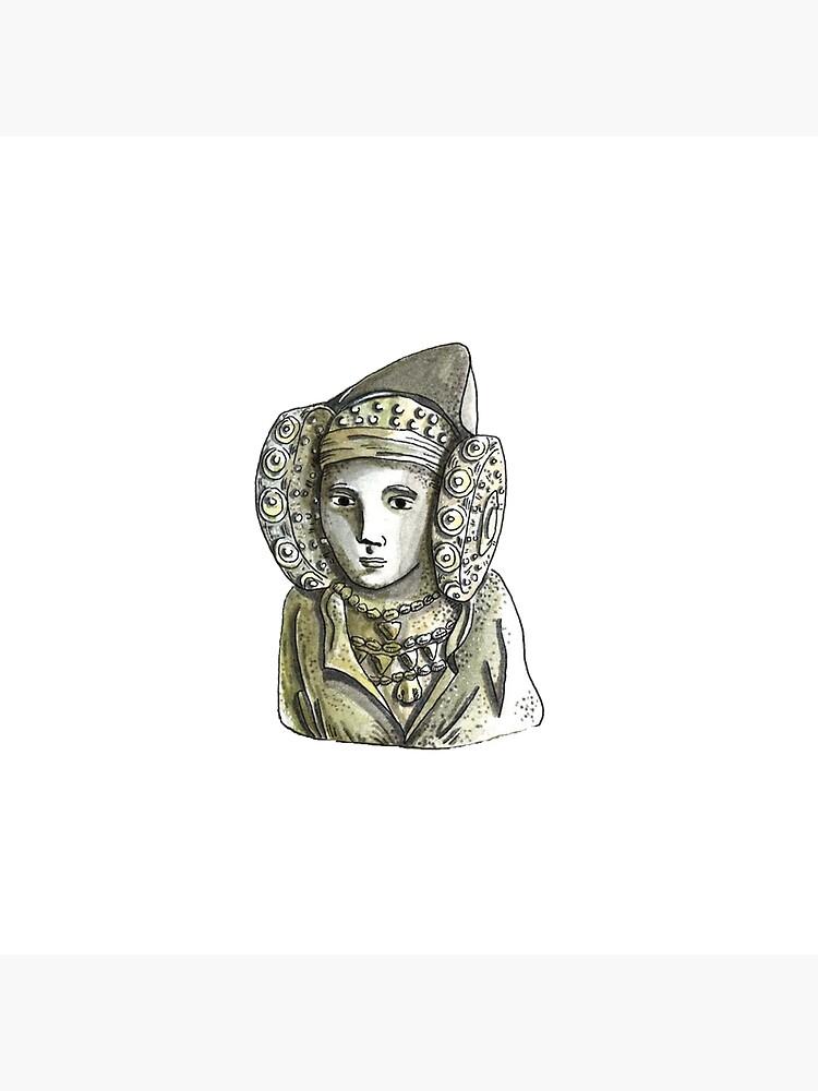 Dama de Elche de laramaktub