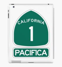 PCH - CA Highway 1 - Pacifica iPad Case/Skin