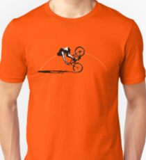 twisted wheels: crash Unisex T-Shirt