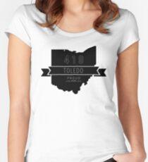 Toledo Women's Fitted Scoop T-Shirt